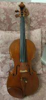 Finnanzza Violin
